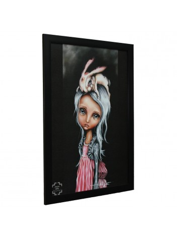Bunny Couture - Angelina Wrona Large 27'' x 39''