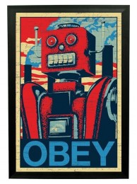 Obey - Robot