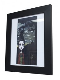 Seedling by Angelina Wrona, Framed 14.25  x 17 19.99